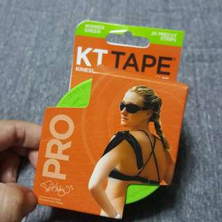 KT Tape (Winner Green)