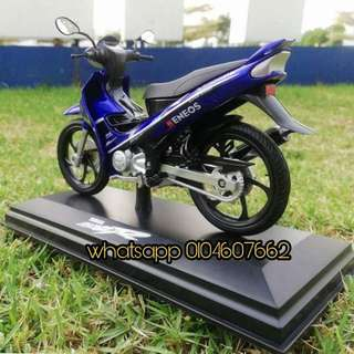 Replika 125zr MOVISTAR Produk Original Dari HLY!!