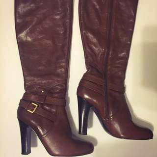 Size 8.5 Tall Boots