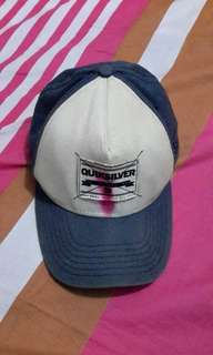 Topi quiksilver second