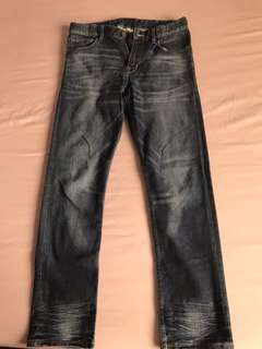 H&M skinny fit, size 11-12yrs old, with adjustable strap