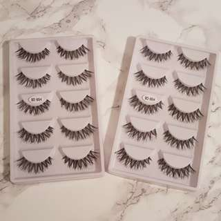 BRAND NEW NATURAL WISPIES