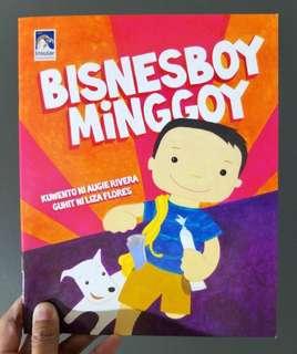 Bisnesboy Minggoy