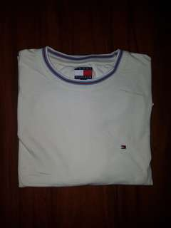 Cream Tommy Hilfiger Shirt