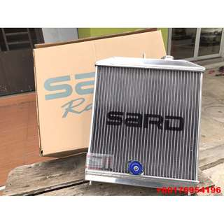 Sard aluminium radiator for Ek/Eg B series
