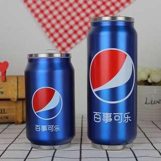 🚚 可樂造型創意保溫杯500ml