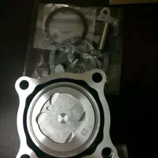 Y15 sniper bore up block set 62mm 63mm