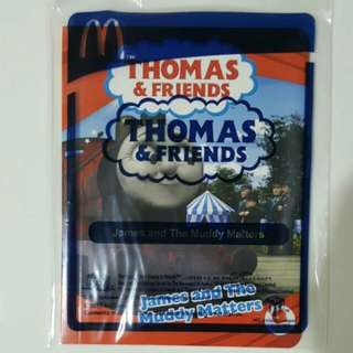 📮Brand New McDonald's Happy Meal Thomas & Friends James And The Muddy Matters Story Book