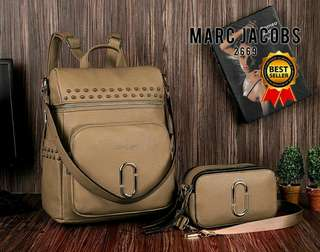 Ransel Marc Jacobs