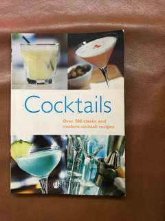 Book - Cocktails recipes