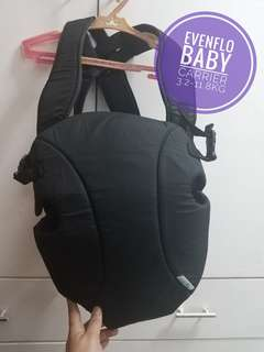 Baby carrier - Evenflo