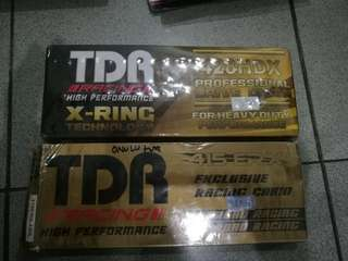 TDR Chain X ring 428 & 415