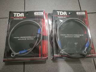 TDR Braided Hose Brake Y15