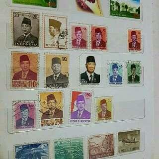 perangko kuno / antique stamp