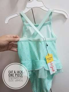 Cat&Jack Swimsuit 18mos