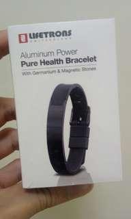 Lifetrons Pure Health Bracelet 健康手鐲