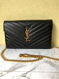 YSL Wallet on chain WOC