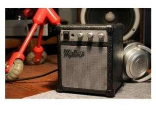 Speaker Amplifier Portable