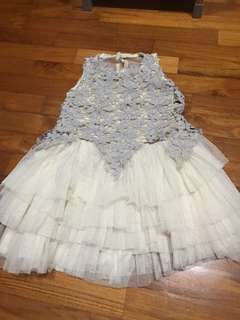 Princess dress for girls suggested height 75-85cm