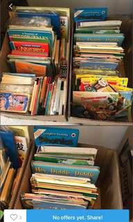 Free delivery: kids storybooks