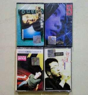 全新未拆卡带 new cassette