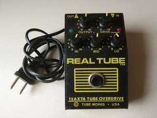 Real Tube Overdrive (USA)