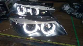 BMW E90 Headlight headlamp 3D