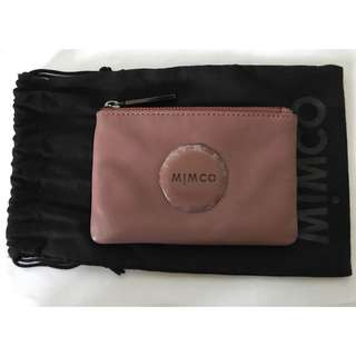 Mimco Small Rhubarb Pouch