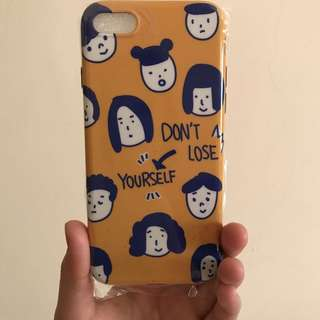 🚚 Don't lose yourself 手機殼