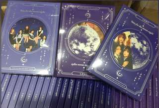 [Readystock] GFRIEND-Time for the Moon Night