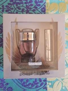 Paco Rabanne Invictous Gift Set