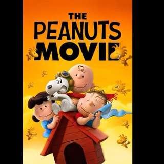 [Rent-A-Movie] THE PEANUTS MOVIE (2015) [MCC004]