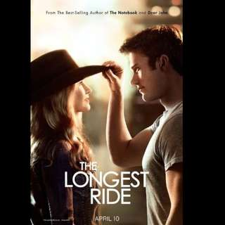 [Rent-A-Movie] THE LONGEST RIDE (2015)