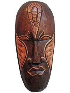 Knuka wooden mask