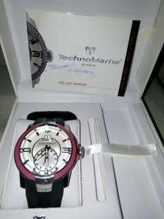 TechnoMarine UF6 Lady Diamond watch