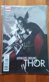 Avengers Origins : Thor