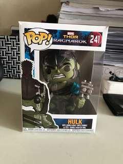 Funko Pop Thor Ragnarok HULK