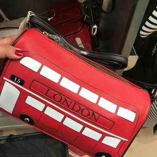 London sling bag