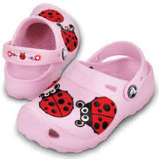 Crocs Lady Bug