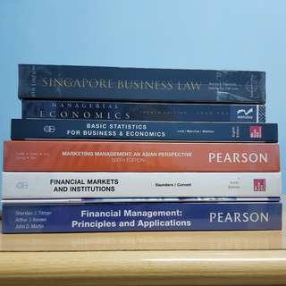 ✨SUSS Business / Finance Textbooks 📚