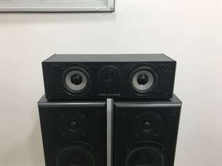 Whardedale WH-2 Centre Speaker