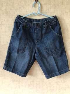 Uniqlo Denim Shorts for Boys