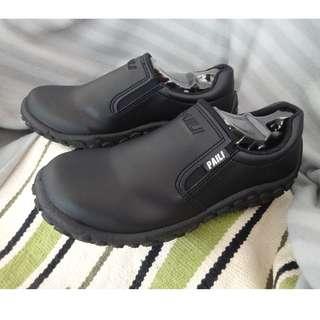 Paili Leather Track Shoes (Children)