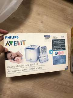 Philips avent baby monitor #SpringCleanAndCarouSell50