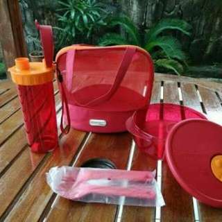 Tupperware Pretty glam set