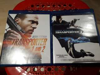 Bluray Movies Transporter