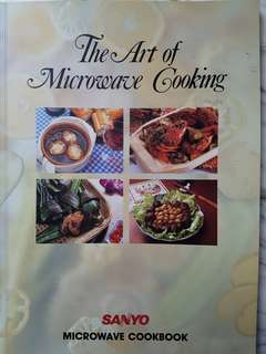 Cook Book - The Art of Microwave Cooking