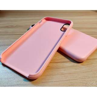 Classical Leather Skin Case (iPhone X)