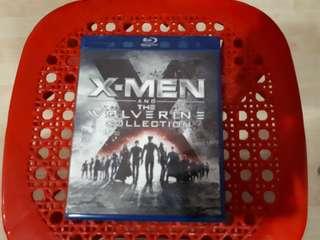 Bluray Movies Xmen