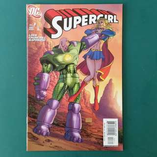 Supergirl No.3 comic